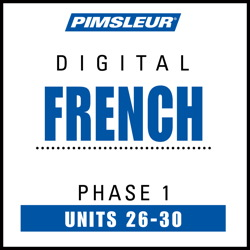 French Phase 1, Unit 26-30