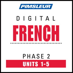 French Phase 2, Unit 01-05