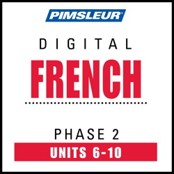 French Phase 2, Unit 06-10