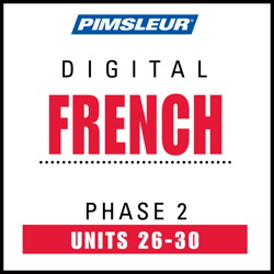 French Phase 2, Unit 26-30