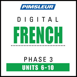 French Phase 3, Unit 06-10
