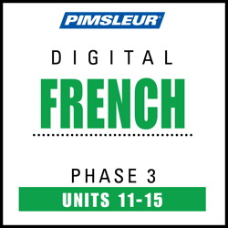 French Phase 3, Unit 11-15