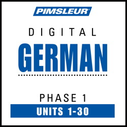 German Phase 1, Units 1-30