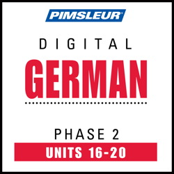 German Phase 2, Unit 16-20