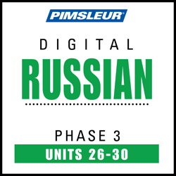 Russian Phase 3, Unit 26-30