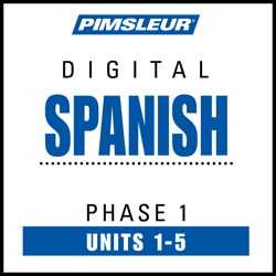 Spanish Phase 1, Unit 01-05