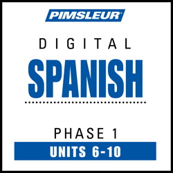 Spanish Phase 1, Unit 06-10