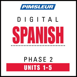 Spanish Phase 2, Unit 01-05