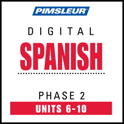 Spanish Phase 2, Unit 06-10