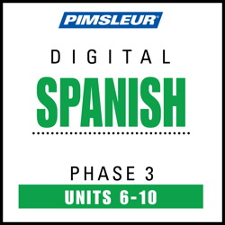 Spanish Phase 3, Unit 06-10