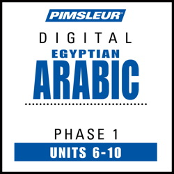 Arabic (Egy) Phase 1, Unit 06-10