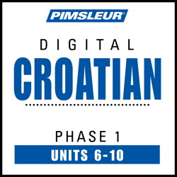 Croatian Phase 1, Unit 06-10