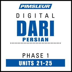 Dari Persian Phase 1, Unit 21-25
