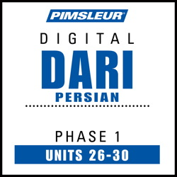 Dari Persian Phase 1, Unit 26-30