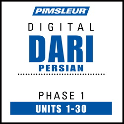 Dari Persian Phase 1, Units 1-30