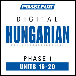 Hungarian Phase 1, Unit 16-20