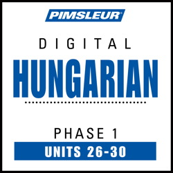 Hungarian Phase 1, Unit 26-30