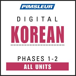 Korean Phases 1-2