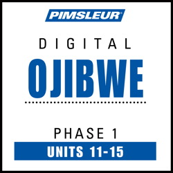 Ojibwe Phase 1, Unit 11-15