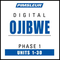 Ojibwe Phase 1, Units 1-30