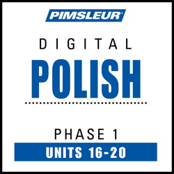 Polish Phase 1, Unit 16-20