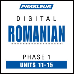 Romanian Phase 1, Unit 11-15