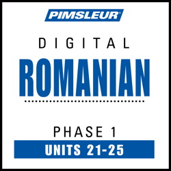 Romanian Phase 1, Unit 21-25