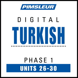 Turkish Phase 1, Unit 26-30