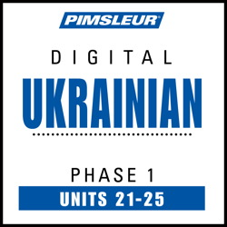 Ukrainian Phase 1, Unit 21-25