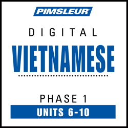 Vietnamese Phase 1, Unit 06-10