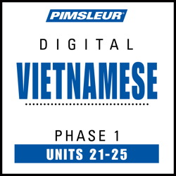 Vietnamese Phase 1, Unit 21-25
