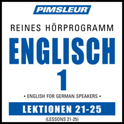 ESL German Phase 1, Unit 21-25