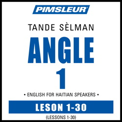 ESL Haitian Phase 1, Units 1-30