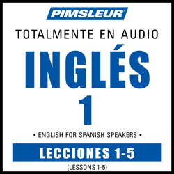ESL Spanish Phase 1, Unit 01-05