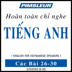 ESL Vietnamese Phase 1, Unit 26-30