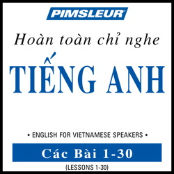ESL Vietnamese Phase 1, Units 1-30