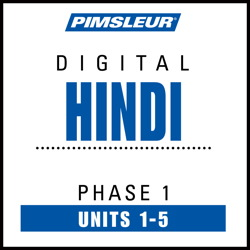 Hindi Phase 1, Unit 01-05