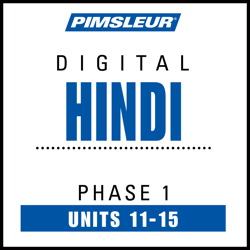 Hindi Phase 1, Unit 11-15