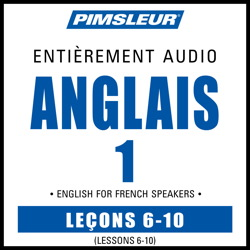 ESL French Phase 1, Unit 06-10