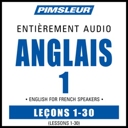 ESL French Phase 1, Units 1-30