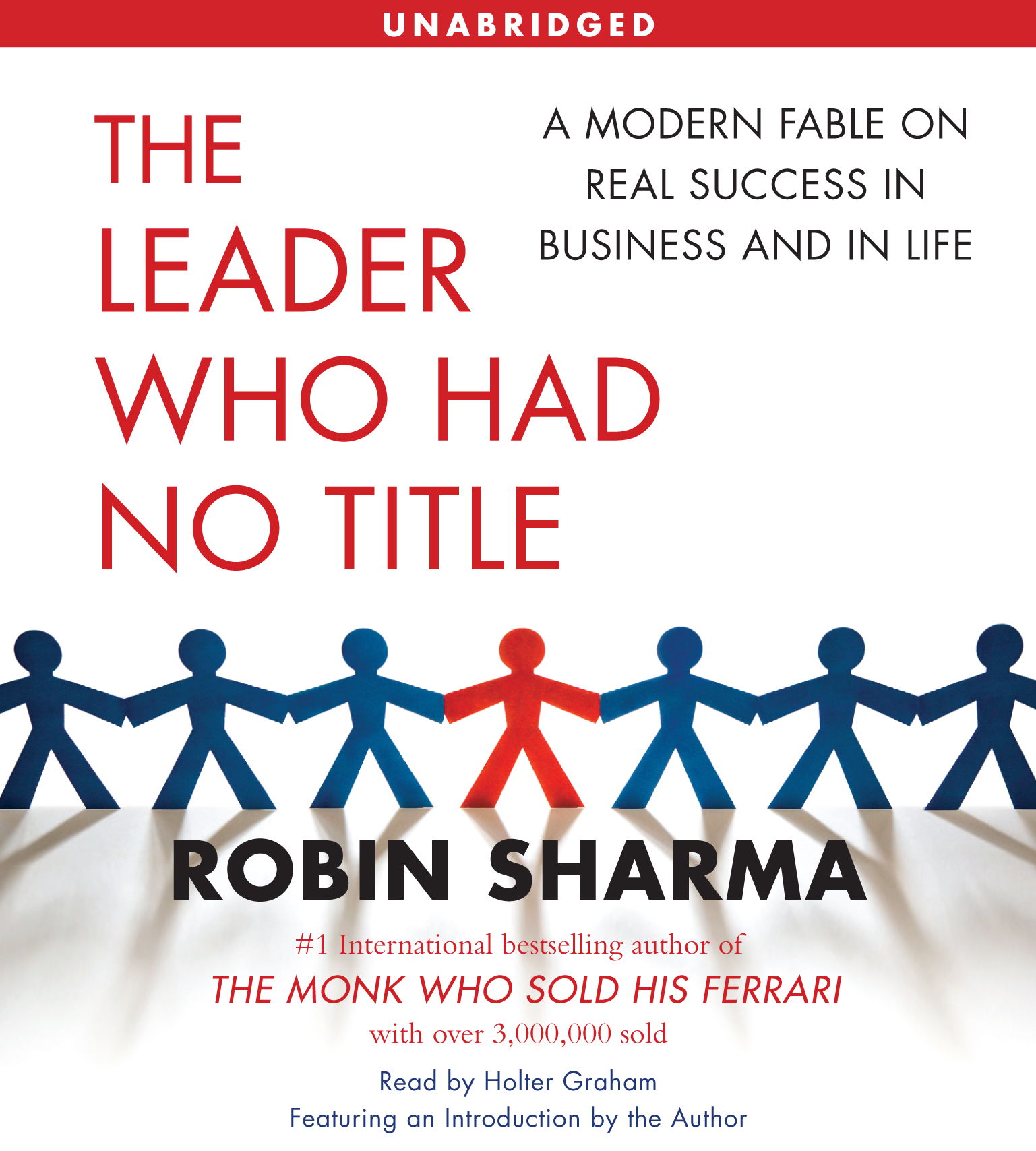 The Leader Who Had No Title Audiobook By Robin Sharma
