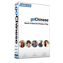 Pimsleur goChinese (Mandarin) Course - Level 1 Lessons 1-8 CD