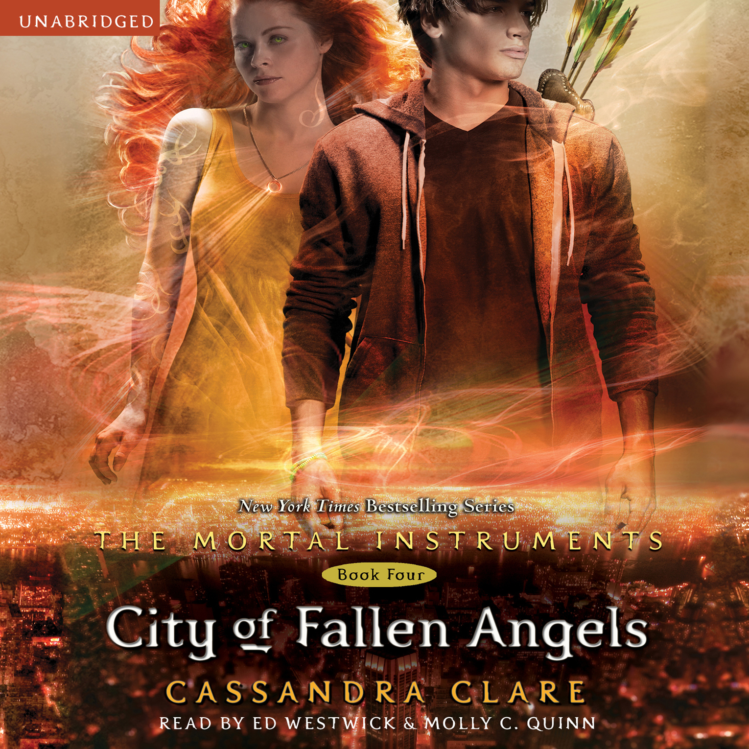 The Mortal Instruments, Book 4 (Chapterized) - Cassandra Clare