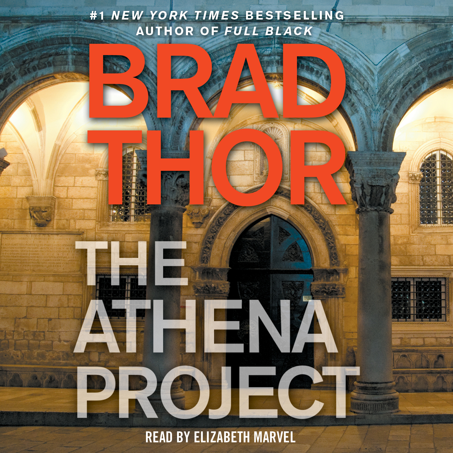 the athena project Join the ultimate reader experience with brad thor as he takes a look behind the scenes of the athena project.