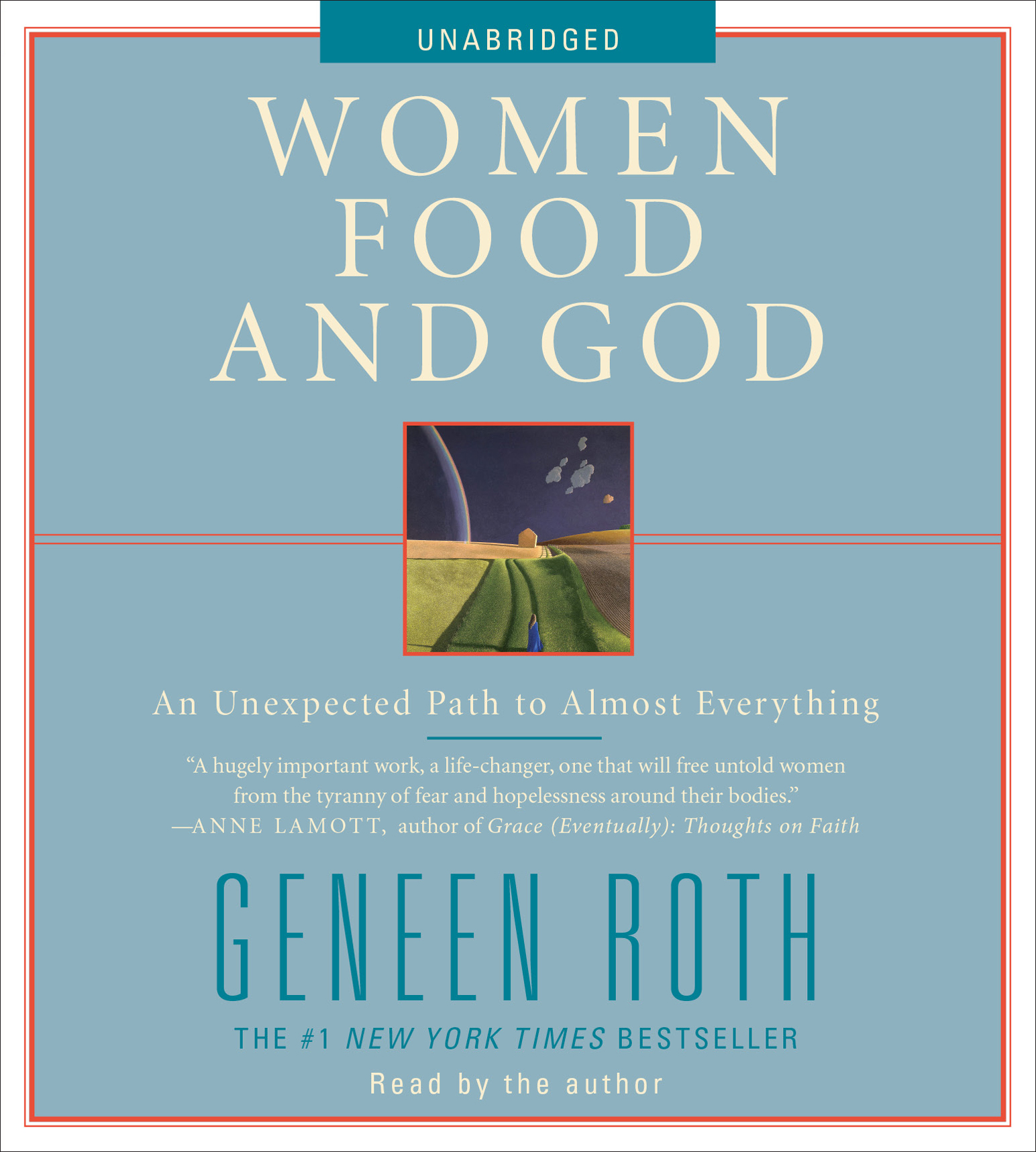 Food Book Cover Test ~ Women food and god audiobook on cd by geneen roth