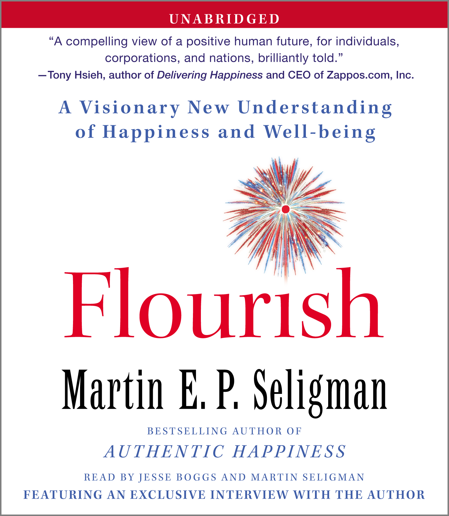 A Visionary New Understanding of Happiness and Well-being - Martin Seligman