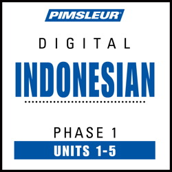 Indonesian Phase 1, Unit 01-05