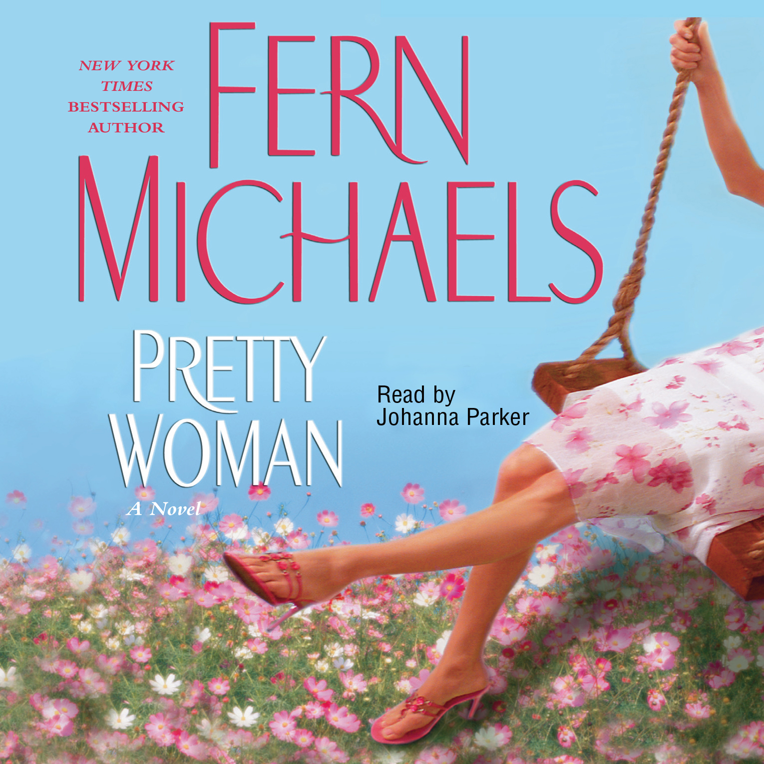 Pretty Book Cover Names ~ Pretty woman audiobook by fern michaels johanna parker
