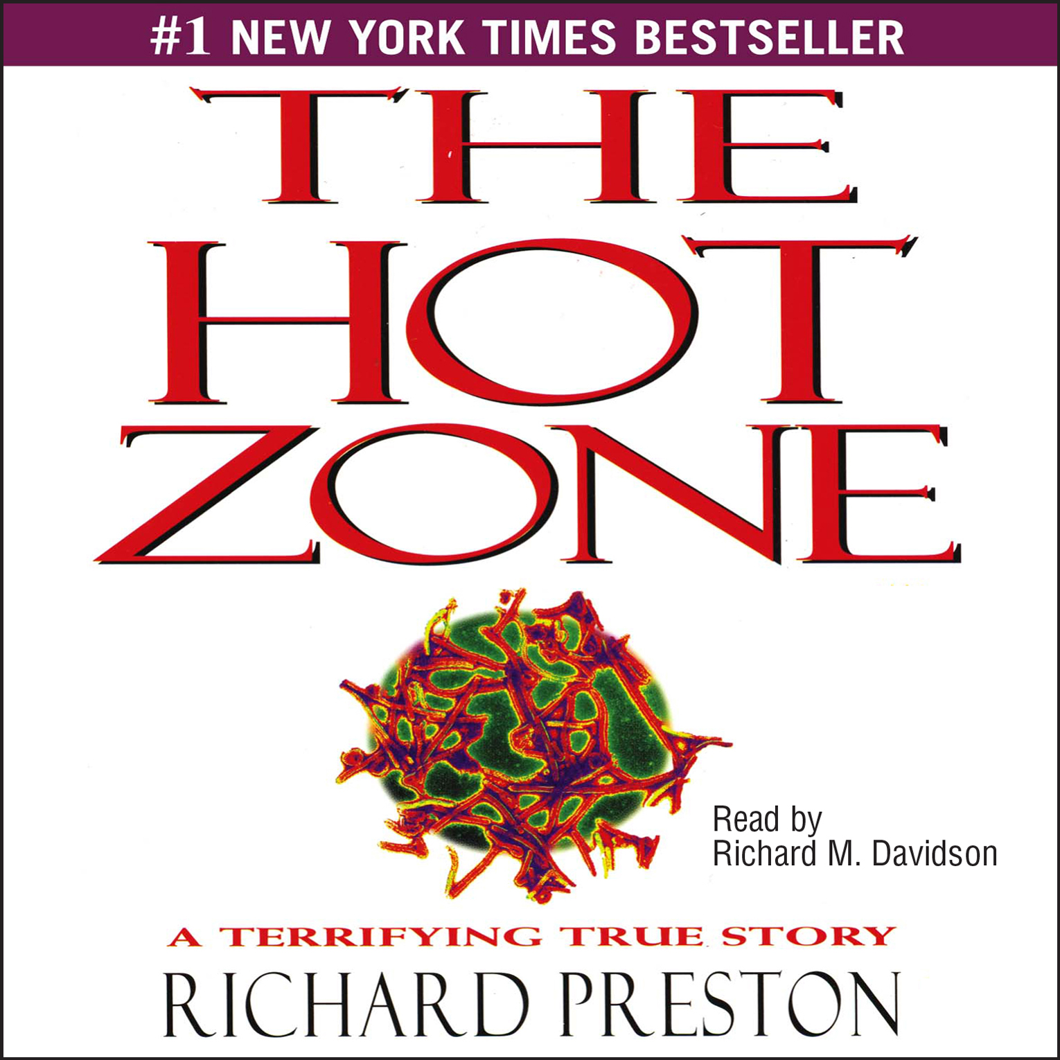 a book report on hot zone by richard preston Nat geo has released the synopsis for a new series based on richard preston's  1994 bestseller: the hot zone the series (of the same name).