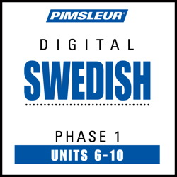 Swedish Phase 1, Unit 06-10